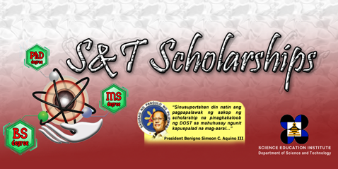 s&t scholarships